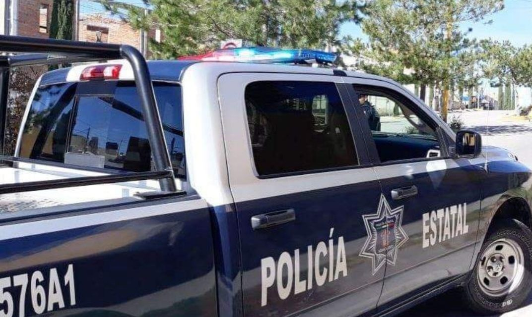 Auxilian policías a menor que se encontraba extraviada en el municipio de Jesús María