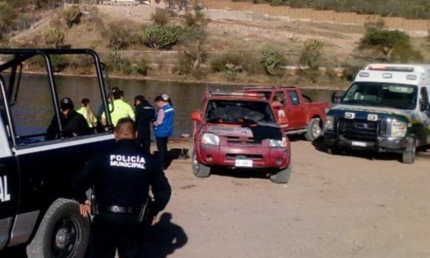 ¡Muere ahogado un hombre en la presa de Malpaso en Calvillo!