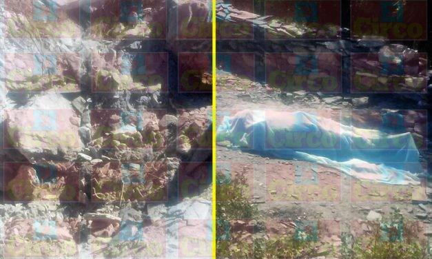 ¡Muere un hombre y otro resulta lesionado en un derrumbe en Tepezalá, Aguascalientes!