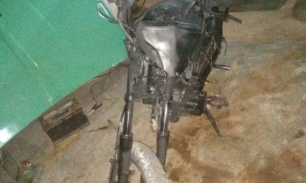 JOVEN MOTOCICLISTA FUE DETENIDO EN SAN JOSÉ DE GRACIA AL CONDUCIR UNA UNIDAD CON ALTERACIONES