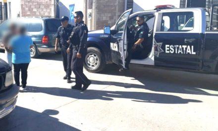 POLICÍAS FRUSTRAN EXTORSIÓN TELEFÓNICA EN SAN FRANCISCO DE LOS ROMO
