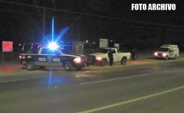 ¡Hombre fue ejecutado a balazos en Guadalupe!