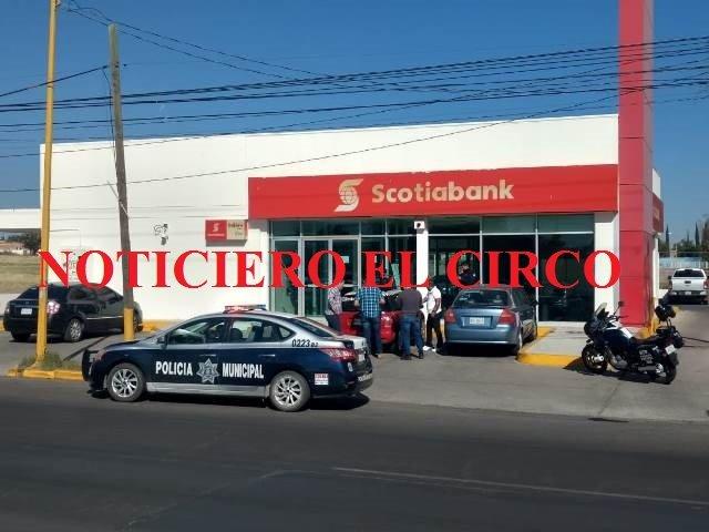 ¡Dictan vinculación a proceso a asaltante de cuentahabientes en Aguascalientes!