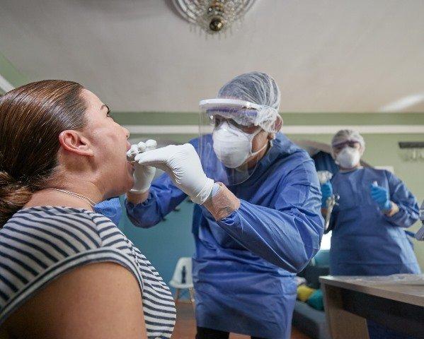 ¡En Aguascalientes un gran equipo médico está preparado y actuando ante el coronavirus!