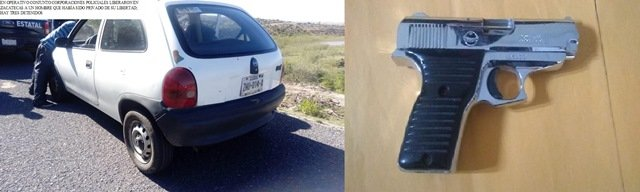 ¡Rescataron a empresario secuestrado y detuvieron a 3 plagiarios en Zacatecas!