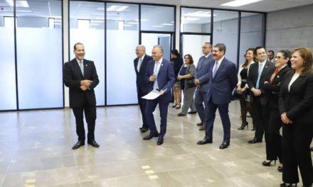 ¡Gobernador MOS entrega infraestructura para favorecer el acceso a una justicia pronta y expedita!