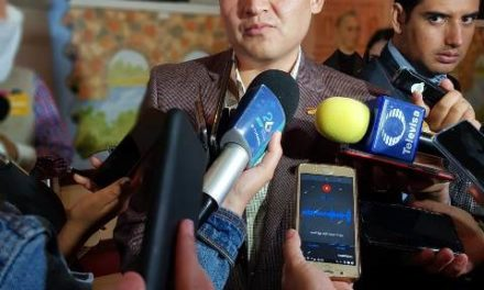 ¡Heder Guzmán respalda la decisión del gobernador de cerrar el aeropuerto!
