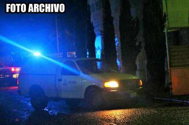 ¡Hombre fue ejecutado a balazos en Milpillas de la Sierra, Fresnillo!