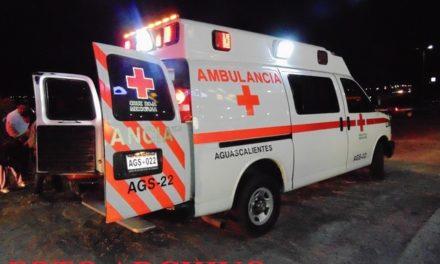 ¡Joven fue herida de un balazo al intentar asaltarla en Aguascalientes!