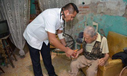 ¡Llama DIF Municipal a reforzar cuidados de salud en adultos mayores por contingencia sanitaria!