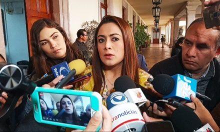 ¡Teresa Jiménez Esquivel aplaude la unión de las mujeres y la participación de los ciudadanos en la marcha del 8 de marzo!