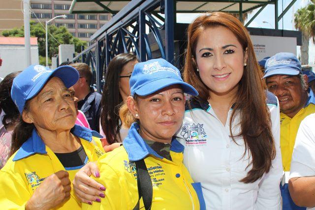 ¡No habrá tolerancia para quienes violenten derechos de las mujeres: Tere Jiménez!