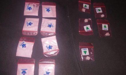 ¡METROPOL capturó a narco-taxista en posesión de varias dosis de droga!