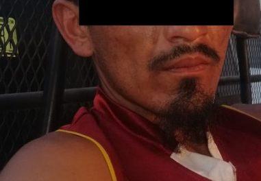 ¡Presunto asaltante fue detenido en Jesús María, Aguascalientes!