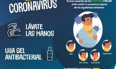 ¡Secretaría de Desarrollo Social trabaja en medidas sanitarias para prevenir contagios!