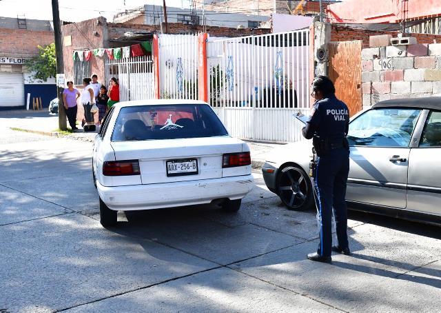 ¡Vincularon a proceso a dos robacoches detenidos tras una persecución en Aguascalientes!