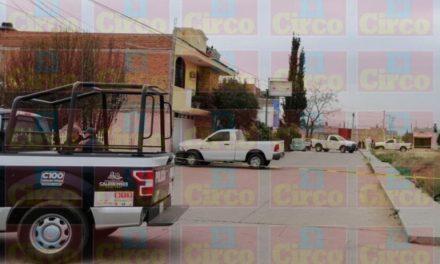 ¡Adolescente de 17 años de edad fue ejecutado a balazos en Calera!