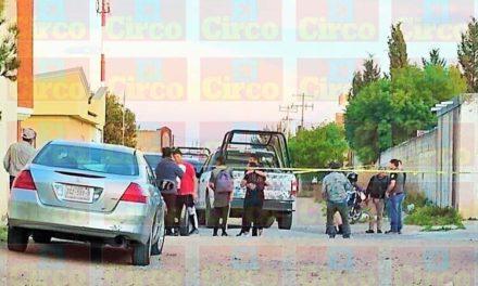 ¡Ejecutan a padre e hija cuando lavaban un vehículo en el Villa Cortez en Calera!