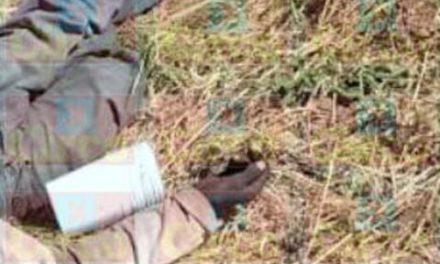 ¡Muerto y putrefacto hallaron a un indigente en Jerez!