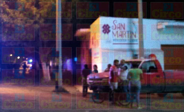 ¡Intentaron ejecutar a un hombre que paseaba a su bebé en una carriola en Lagos de Moreno!