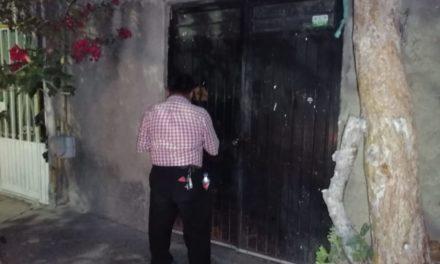 POLICÍAS AUXILIAN A QUINCUAGENARIO QUE SE ENCONTRABA EXTRAVIADO EN EL MUNICIPIO DE JESÚS MARÍA