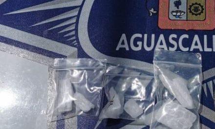 PRESUNTA DISTRIBUIDORA DE DROGA QUE OPERABA EN LA ZONA DE PINTORES MEXICANOS Y CUMBRES FUE DETENIDA POR LA POLICÍA ESTATAL