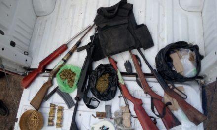 POLICIAS ESTATALES CAPTURAN A DOS TALIBANES EN LOS LÍMITES CON ZACATECAS