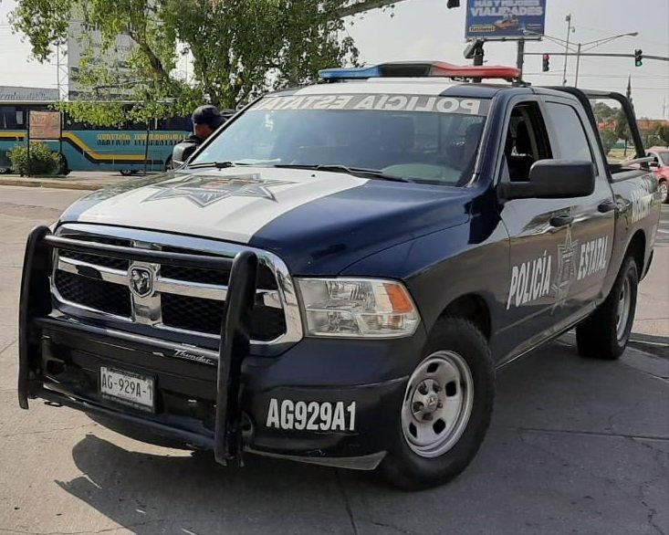 SUJETO QUE CONDUCÍA UN VEHÍCULO CON REPORTE DE ROBO FUE DETENIDO POR ELEMENTOS DE LA SSPE