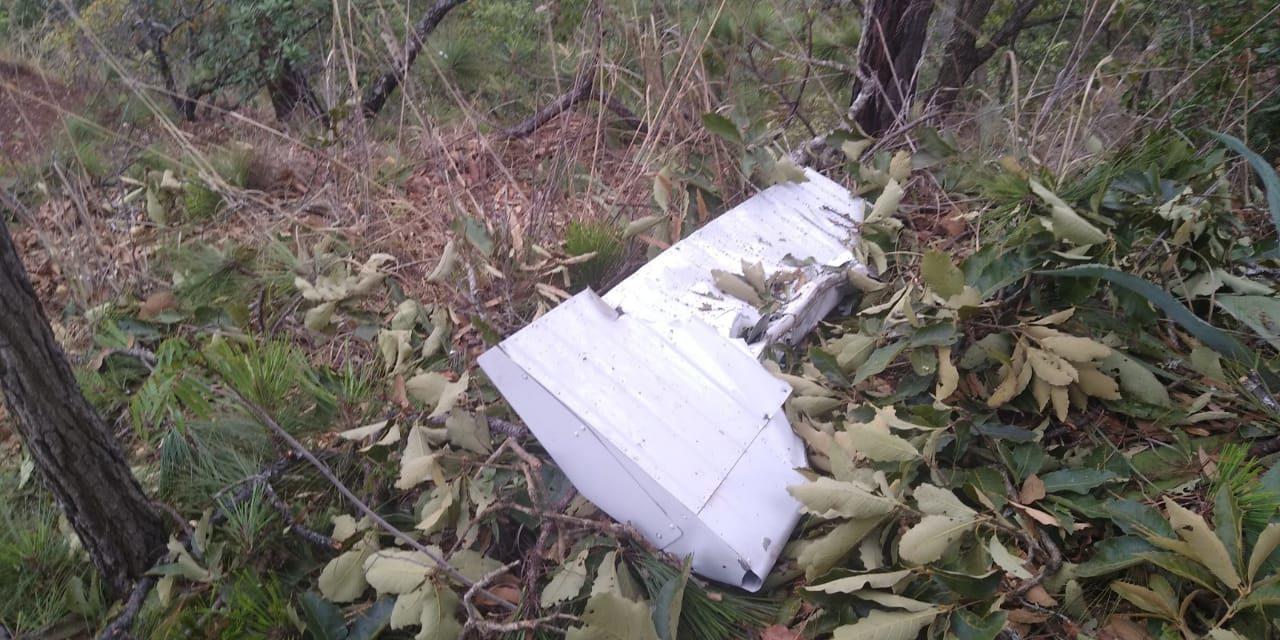 ¡Suspenden el rescate de víctimas del avión en que viajaba Adrián Ventura!