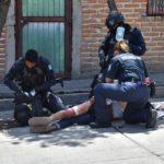 "¡Ejecutan a ""El Tatú"" en calles del Ojocaliente III!"