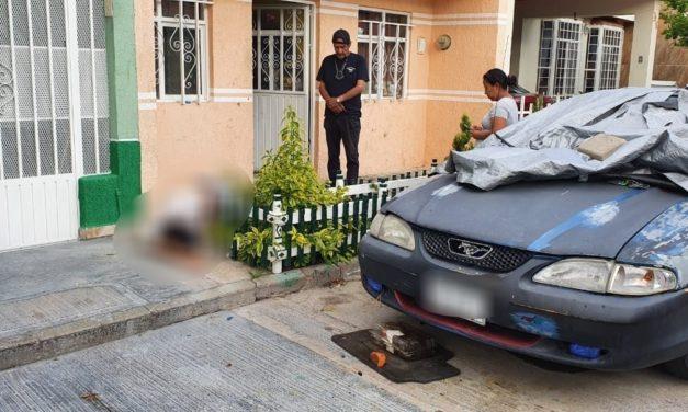 ¡Intentan ejecutar a un hombre en calles de Loma Bonita en Aguascalientes!