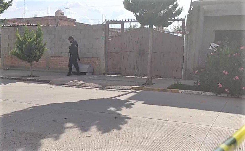¡Se quita la vida un menor de 12 años en Cosío, su hermanita de 7 lo encontró!