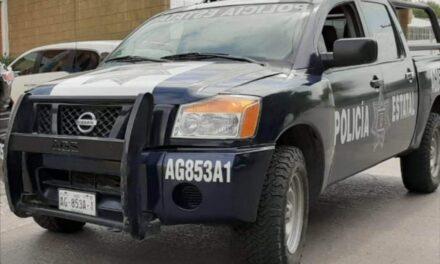 POLICÍAS ESTATALES ASEGURARON UNA MOTOCICLETA QUE CIRCULABA CON ALTERACIONES EN EL NÚMERO DE SERIE