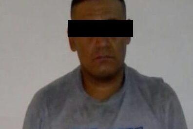 SUJETO EN POSESIÓN DE DROGA CRYSTAL FUE DETENIDO EN EL MUNICIPIO DE PABELLÓN DE ARTEAGA