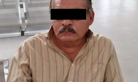 POR VIOLENCIA INTRAFAMILIAR, QUINCUAGENARIO FUE DETENIDO EN EL MUNICIPIO DE PABELLÓN DE ARTEAGA