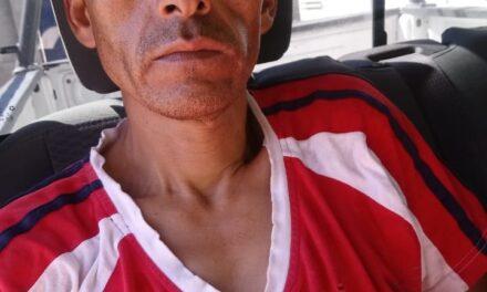 DETIENEN EN TEPEZALÁ A SUJETO EN POSESIÓN DE DROGA CRYSTAL