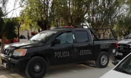 POLICÍAS BRINDAN APOYO DE TRASLADO A MENOR CON ASFIXIA