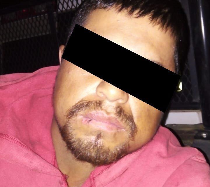 """EN JESÚS MARÍA, FUE DETENIDO """"EL CHAPARRO"""" CON DROGA CRYSTAL"""