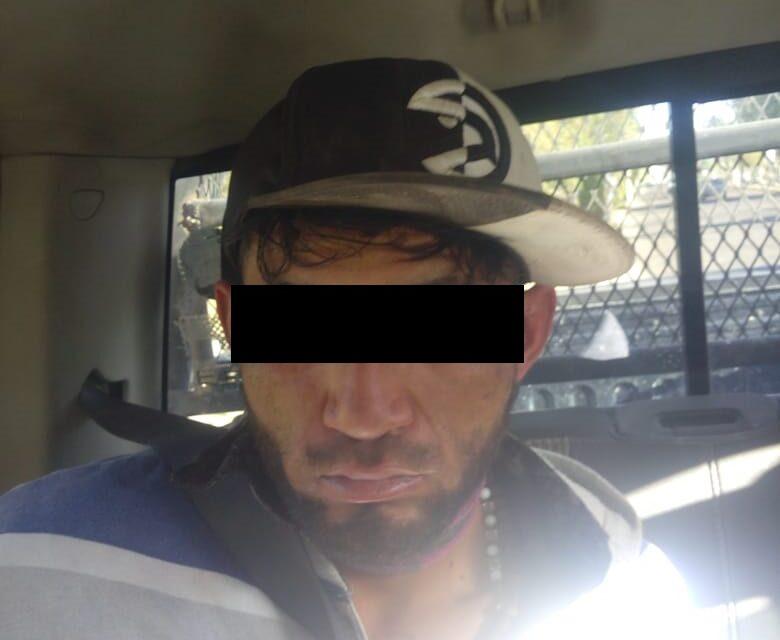 """POR DAÑOS A  COMERCIO """"EL MIKE"""" FUE DETENIDO EN EL MUNICIPIO DE JESÚS MARÍA"""