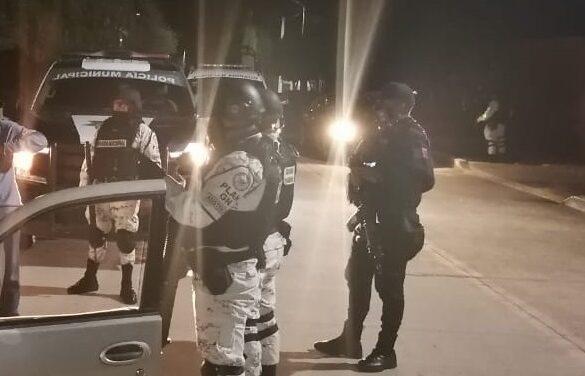 CONTINÚA IMPLEMENTÁNDOSE EL OPERATIVO ESCUDO EN LA ENTIDAD