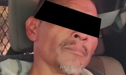 SUJETO ARMADO FUE DETENIDO EN EL MUNICIPIO DE ASIENTOS
