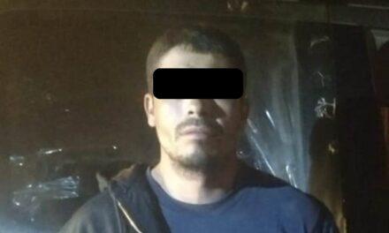 BLANCO PRIORITARIO POR VENTA DE DROGA FUE DETENIDO CON CRYSTAL