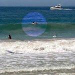 ¡Salvan a zacatecano de morir ahogado en playas de Puerto Vallarta, Jalisco!