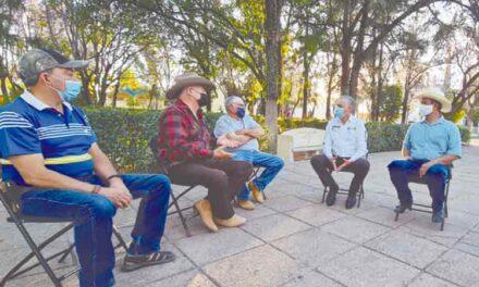¡El Arqui Noel pacta a favor de los productores pecuarios!