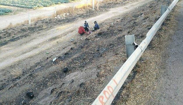 ¡Motociclista murió tras fuerte caída en Pabellón de Arteaga, Aguascalientes!