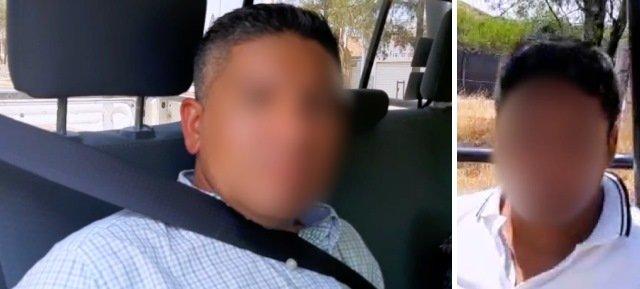 ¡2 potosinos asaltaron un mini-súper en Aguascalientes y fueron capturados!