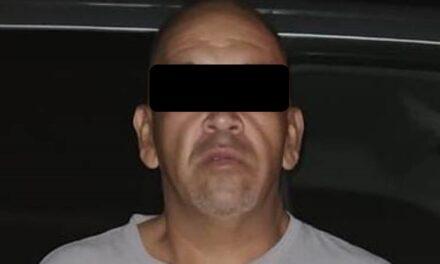 """FUE DETENIDO """"LA BOLA"""", CONSIDERADO COMO BLANCO PRIORITARIO, RELACIONADO CON LA VENTA DE DROGAS"""