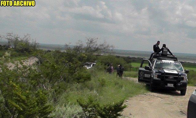 ¡Hallaron a hombre ejecutado a pie de carretera en Zacatecas!