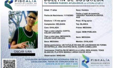 ¡Joven desaparecido hace 2 meses en Aguascalientes fue hallado ejecutado por el tiradero municipal!