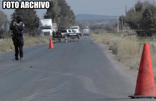 ¡Tras agresión armada en Pánuco ejecutaron a un hombre e hirieron a dos mujeres!